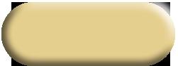 Wandtattoo Basset Hound in Elfenbein