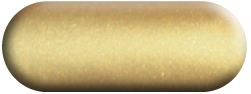 Wandtattoo Berge Mountainbike in Gold métallic