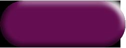Wandtattoo Zebra Banner in Violett
