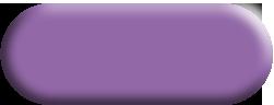 Wandtattoo Pfotenherz Hund in Lavendel